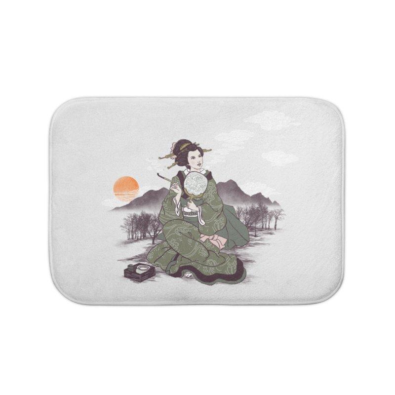 The Cloud Maker Home Bath Mat by xiaobaosg