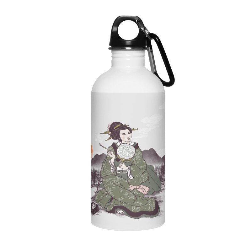 The Cloud Maker Accessories Water Bottle by xiaobaosg