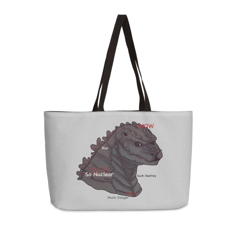 Gode Accessories Weekender Bag Bag by xiaobaosg