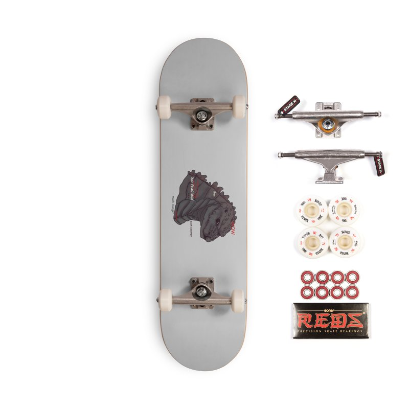 Gode Accessories Complete - Pro Skateboard by xiaobaosg
