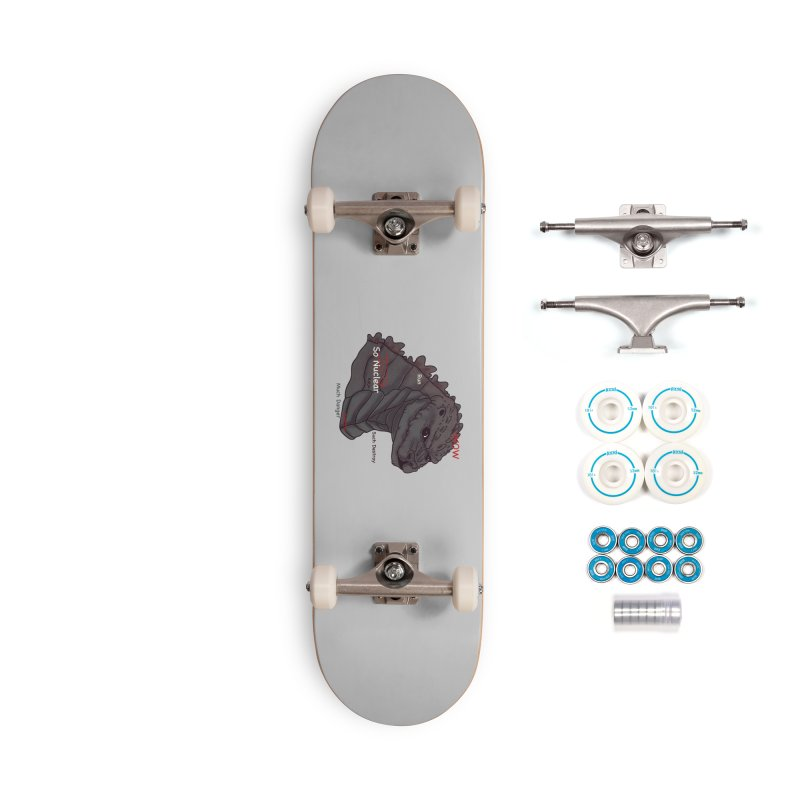 Gode Accessories Complete - Basic Skateboard by xiaobaosg