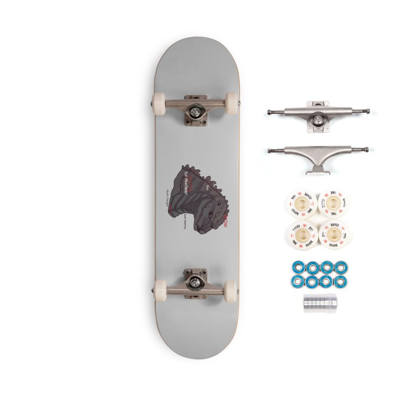 Gode Accessories Complete - Premium Skateboard by xiaobaosg