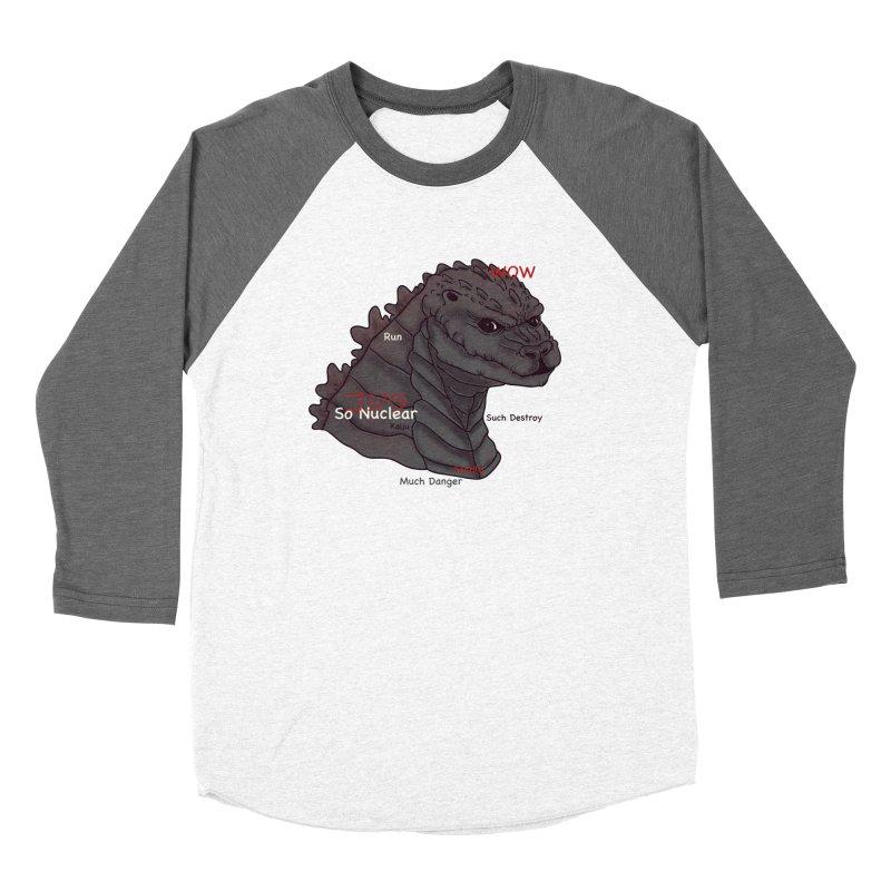 Gode Men's Baseball Triblend Longsleeve T-Shirt by xiaobaosg