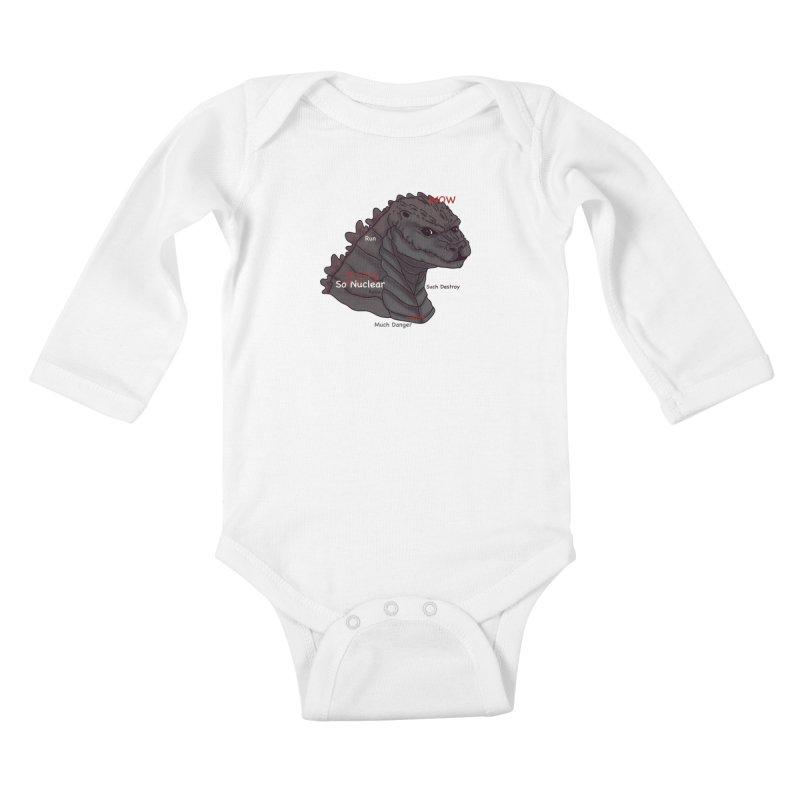 Gode Kids Baby Longsleeve Bodysuit by xiaobaosg