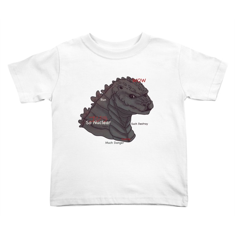 Gode Kids Toddler T-Shirt by xiaobaosg