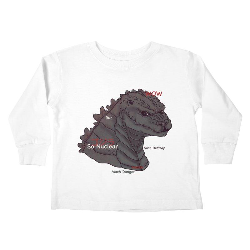 Gode Kids Toddler Longsleeve T-Shirt by xiaobaosg