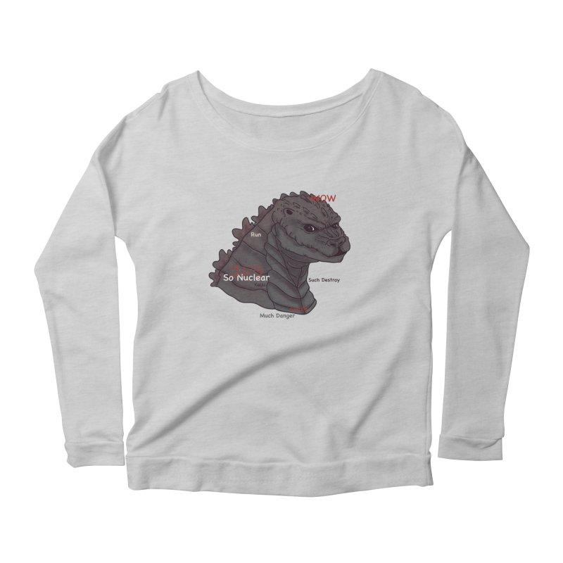 Gode Women's Scoop Neck Longsleeve T-Shirt by xiaobaosg