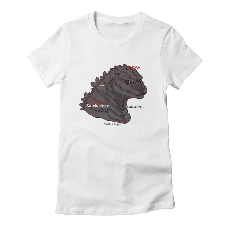 Gode Women's Fitted T-Shirt by xiaobaosg
