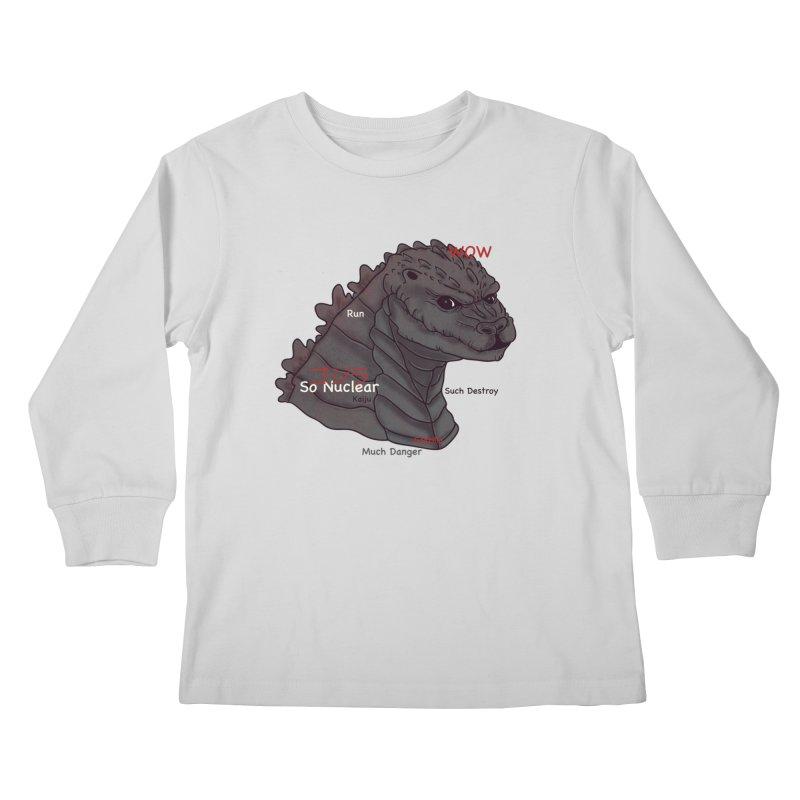 Gode Kids Longsleeve T-Shirt by xiaobaosg