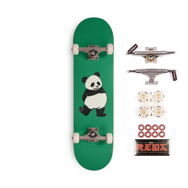 The Classic Pose Accessories Complete - Pro Skateboard by xiaobaosg