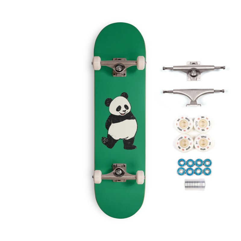 The Classic Pose Accessories Complete - Premium Skateboard by xiaobaosg