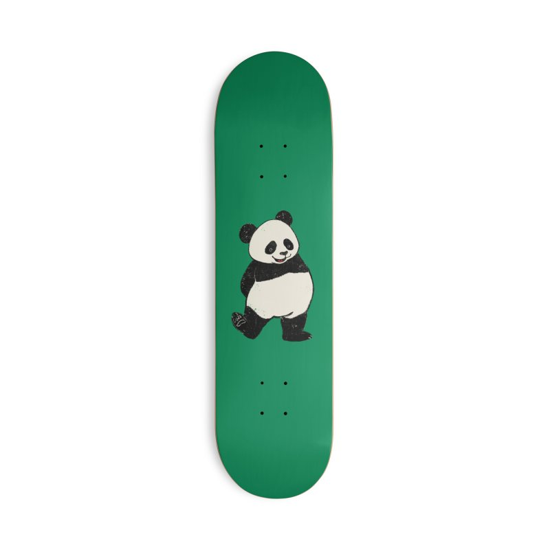 The Classic Pose Accessories Deck Only Skateboard by xiaobaosg