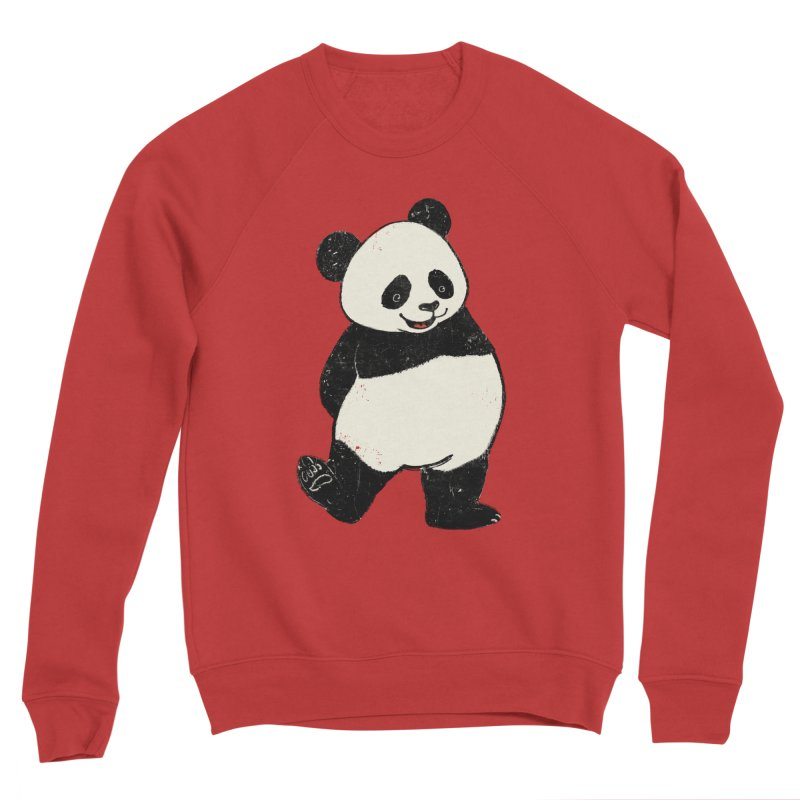 The Classic Pose Women's Sponge Fleece Sweatshirt by xiaobaosg
