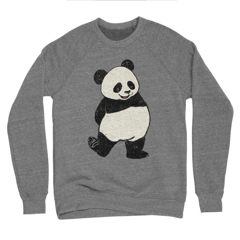The Classic Pose Men's Sponge Fleece Sweatshirt by xiaobaosg