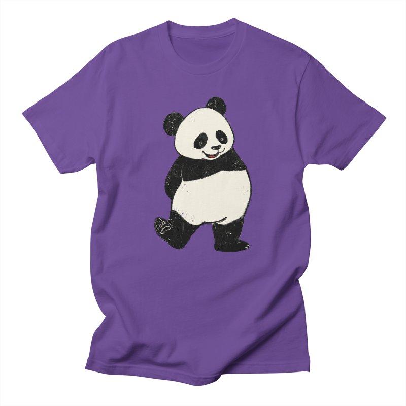 The Classic Pose Men's Regular T-Shirt by xiaobaosg