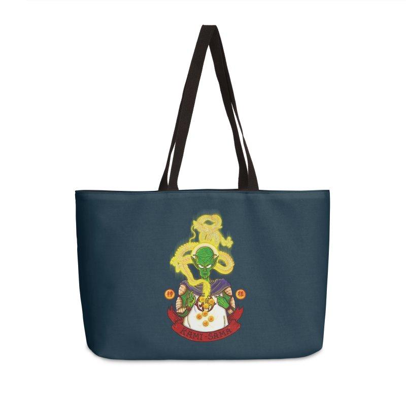 Kami Accessories Weekender Bag Bag by xiaobaosg