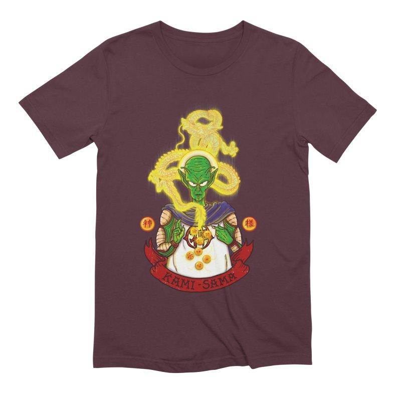 Kami Men's Extra Soft T-Shirt by xiaobaosg