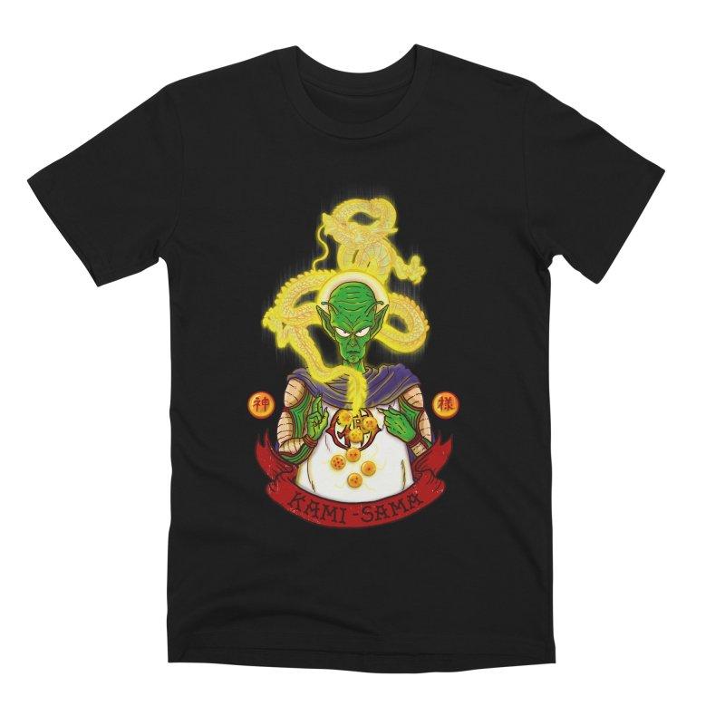 Kami Men's Premium T-Shirt by xiaobaosg
