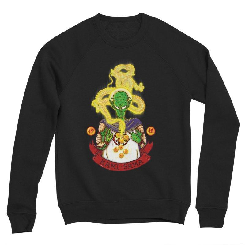 Kami Men's Sponge Fleece Sweatshirt by xiaobaosg
