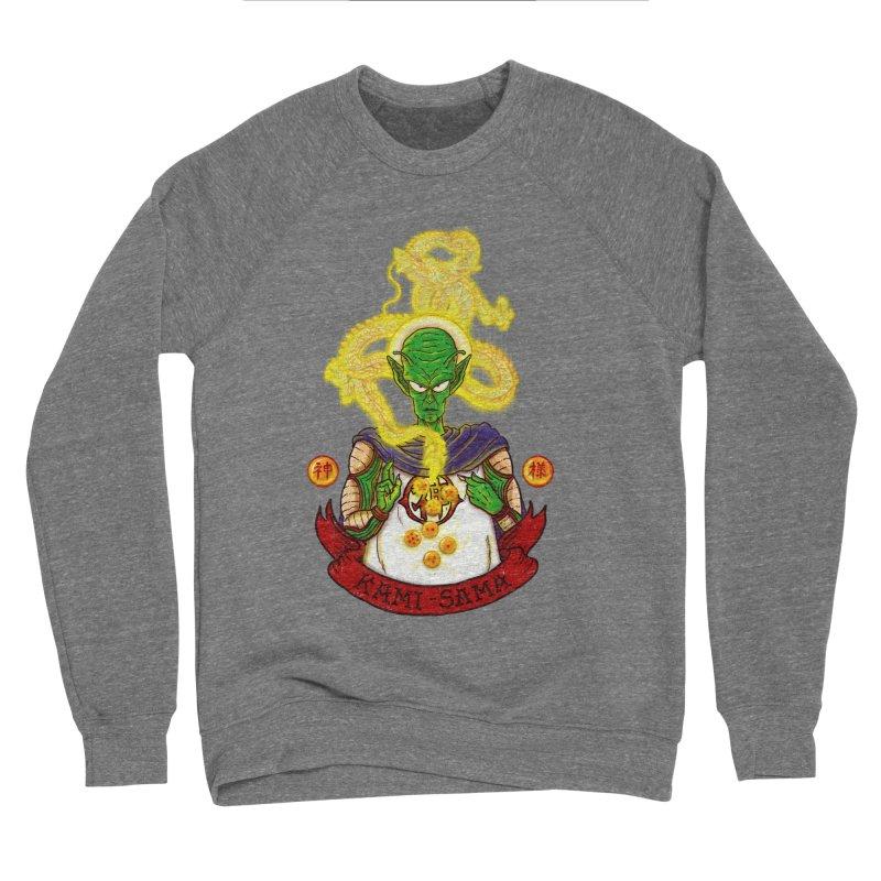 Kami Women's Sponge Fleece Sweatshirt by xiaobaosg