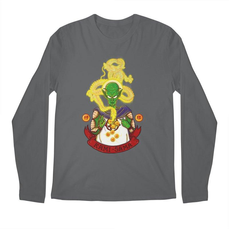 Kami Men's Regular Longsleeve T-Shirt by xiaobaosg