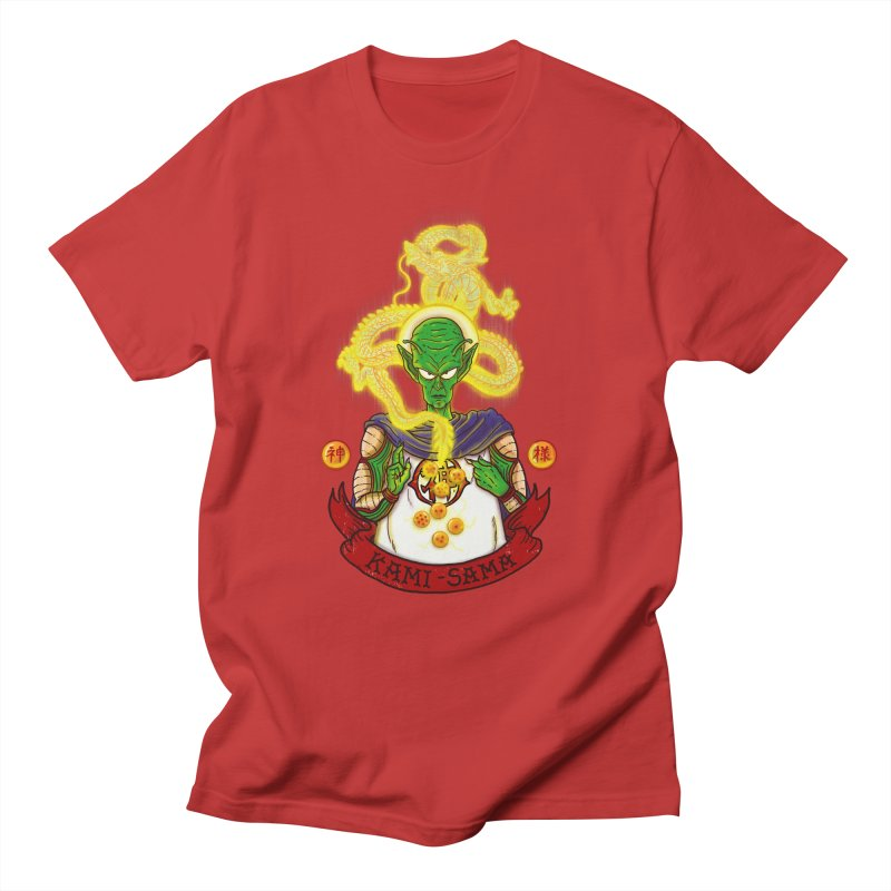 Kami Men's Regular T-Shirt by xiaobaosg