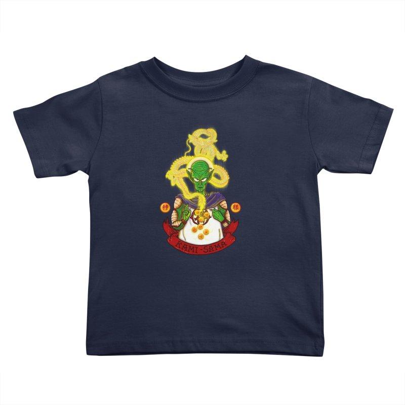 Kami Kids Toddler T-Shirt by xiaobaosg