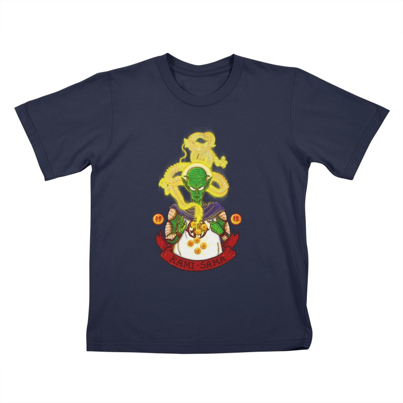 Kami Kids T-Shirt by xiaobaosg