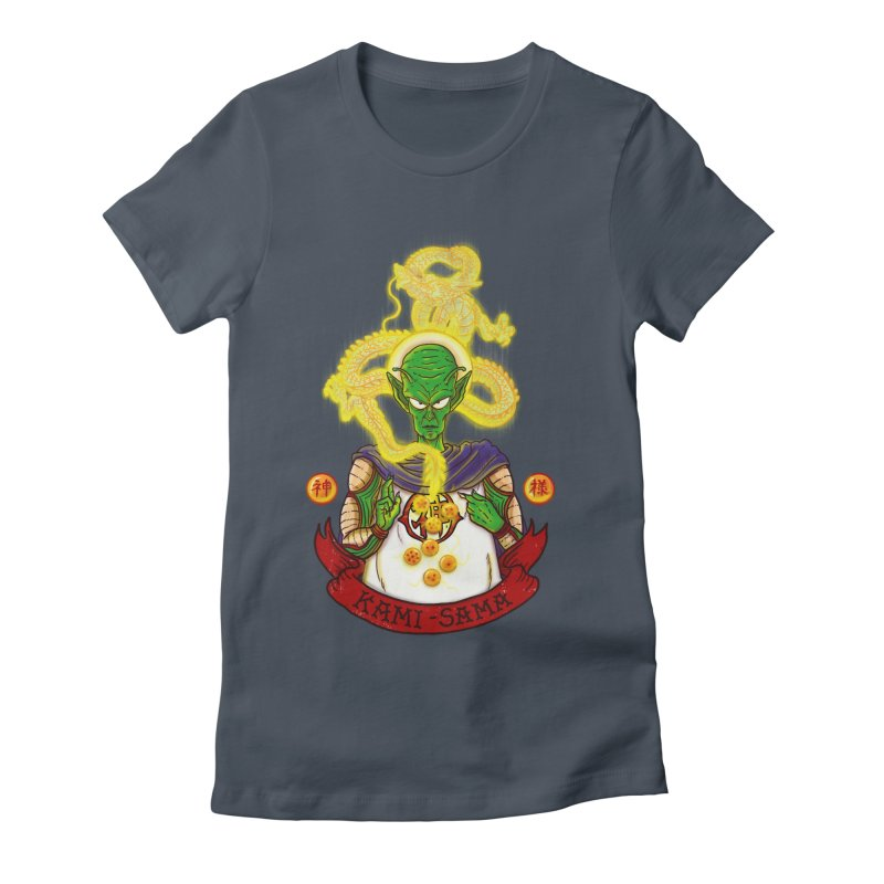 Kami Women's Fitted T-Shirt by xiaobaosg