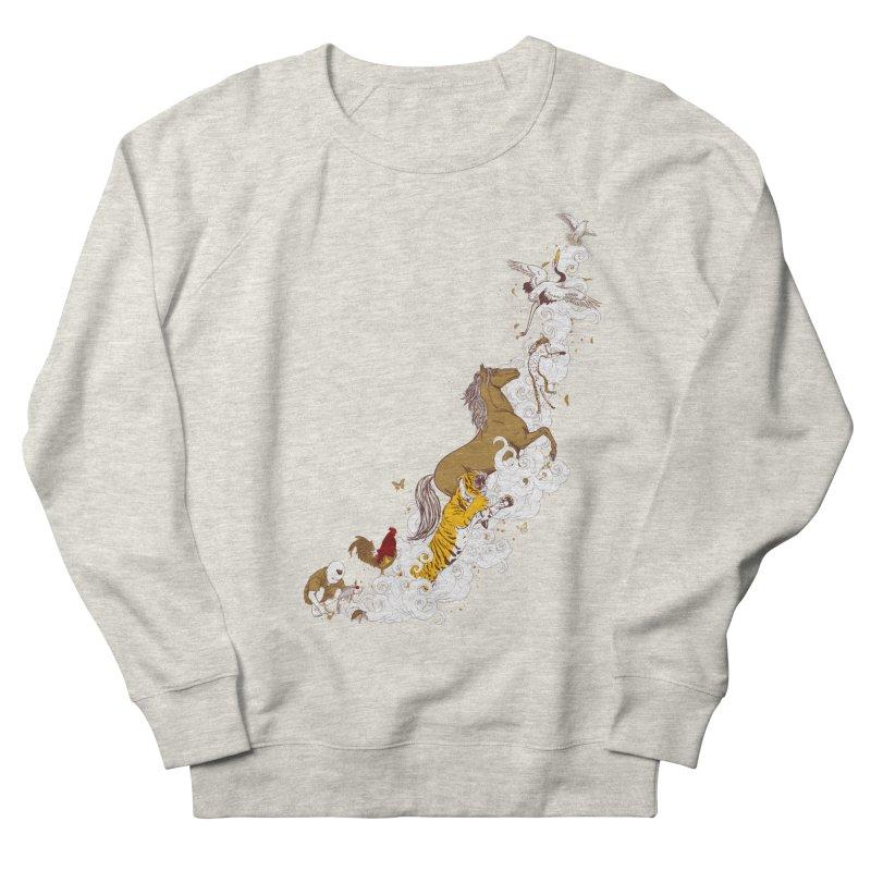 The Magic Paintbrush Women's Sweatshirt by xiaobaosg