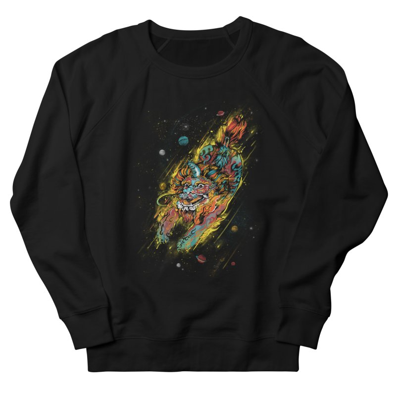 Monster of the Year Men's Sweatshirt by xiaobaosg