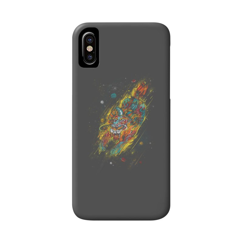 Monster of the Year Accessories Phone Case by xiaobaosg