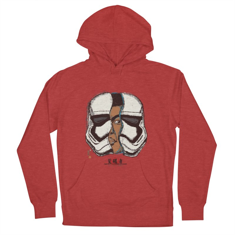 The Awakened Women's Pullover Hoody by xiaobaosg