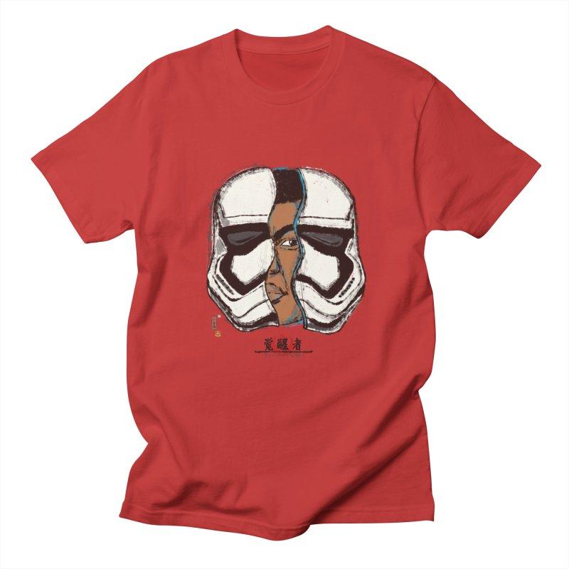 The Awakened Men's T-shirt by xiaobaosg