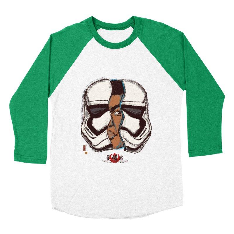 The Awakened Women's Baseball Triblend T-Shirt by xiaobaosg