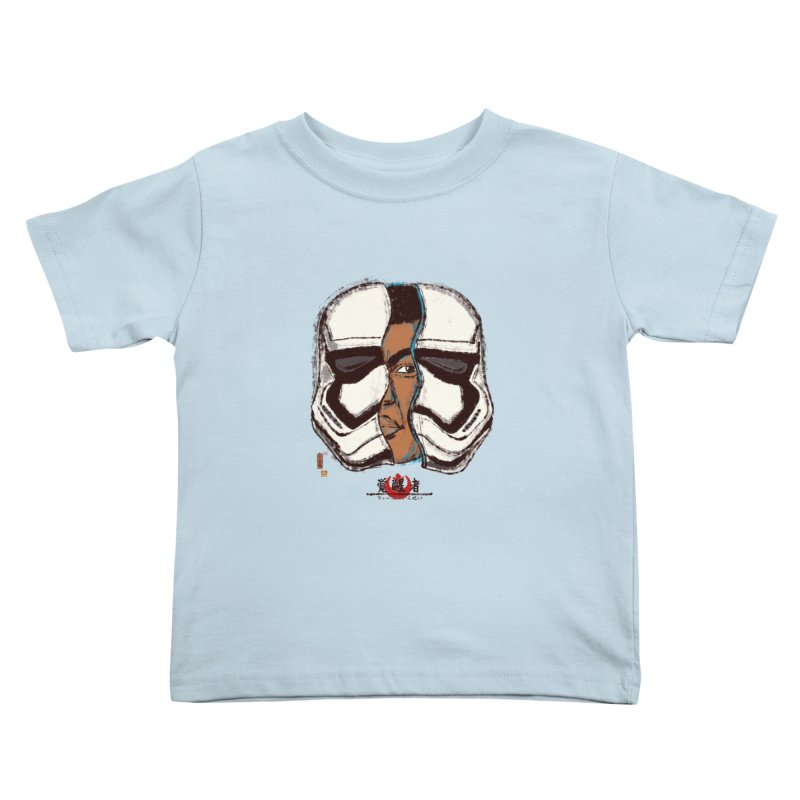 The Awakened Kids Toddler T-Shirt by xiaobaosg