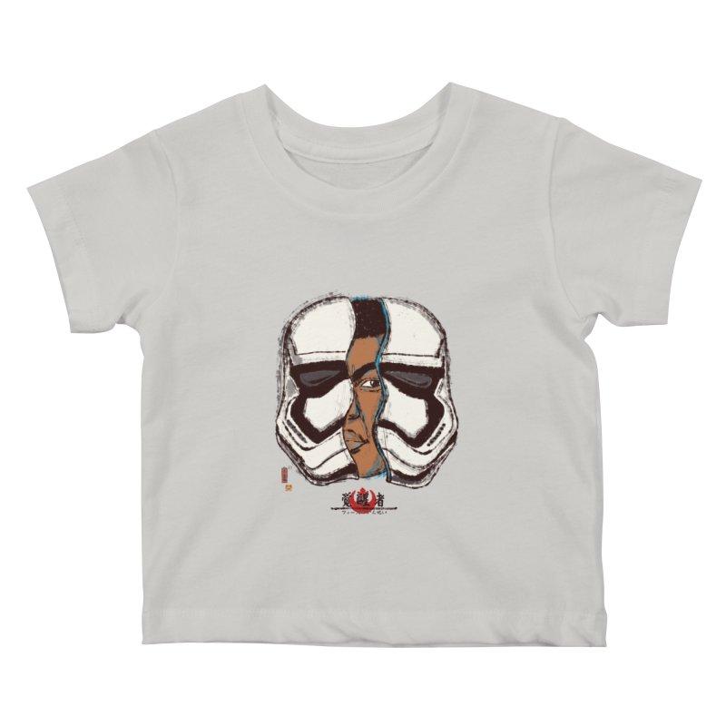 The Awakened Kids Baby T-Shirt by xiaobaosg
