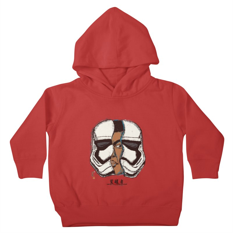 The Awakened Kids Toddler Pullover Hoody by xiaobaosg