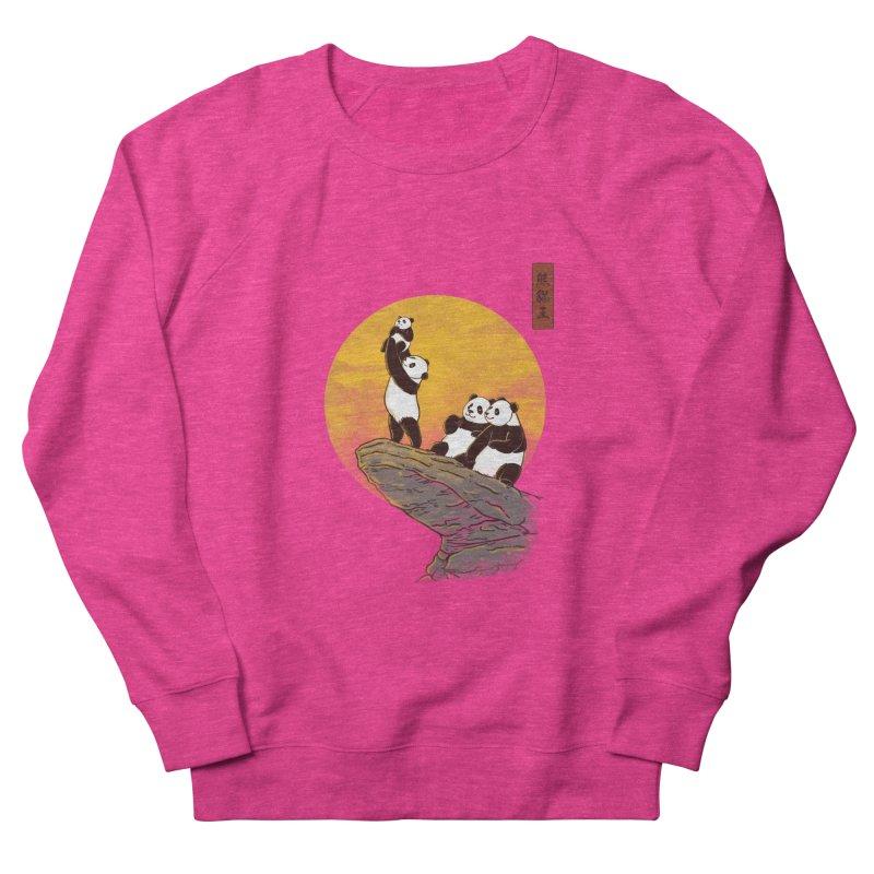 The Panda King Women's Sweatshirt by xiaobaosg
