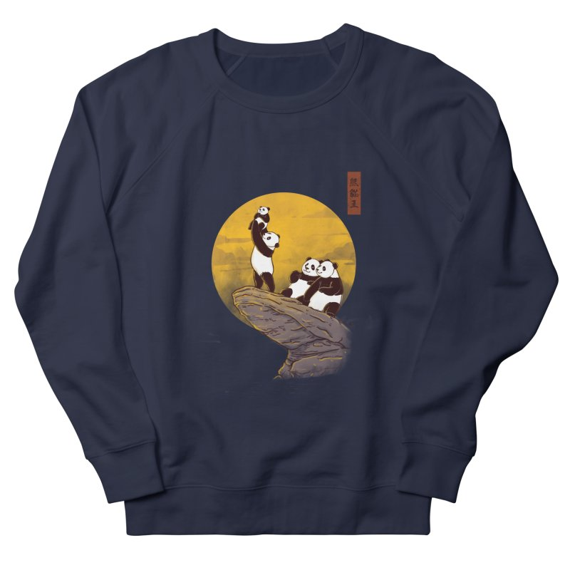 The Panda King Women's Sweatshirt by xiaobaosg