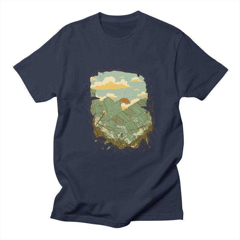 A New Beginning Women's Unisex T-Shirt by xiaobaosg