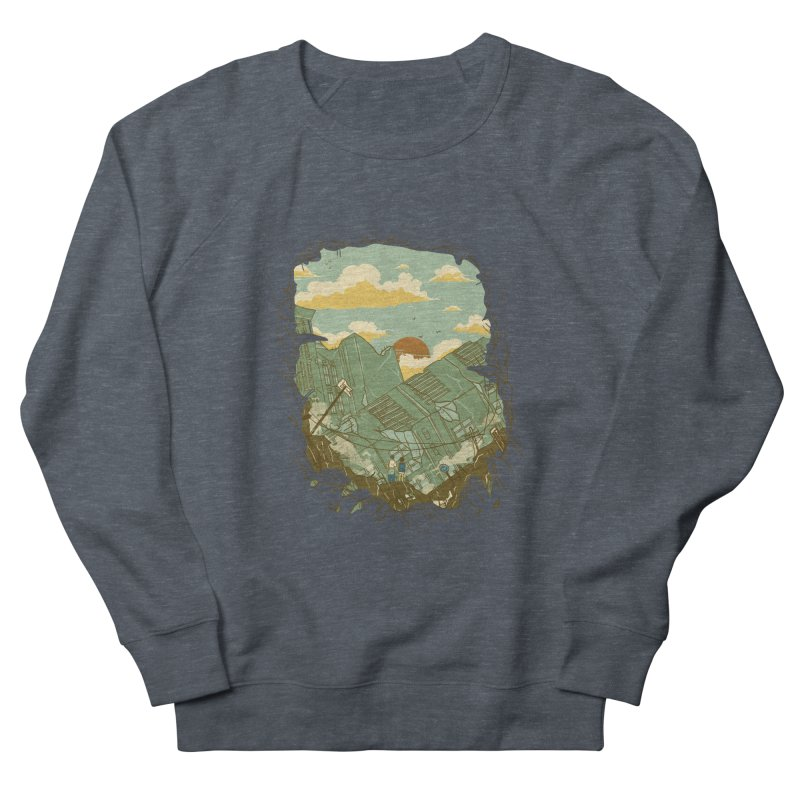 A New Beginning Men's Sweatshirt by xiaobaosg