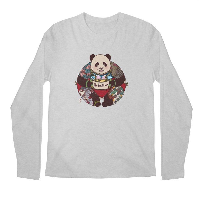 Circle of Harmony Men's Longsleeve T-Shirt by xiaobaosg