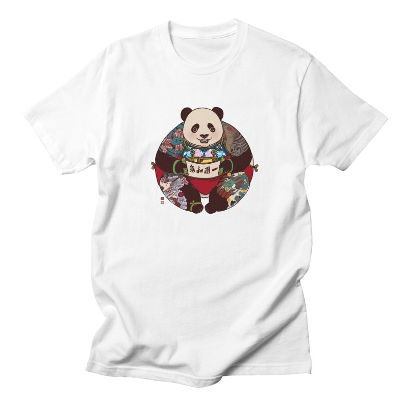 Circle of Harmony Women's Unisex T-Shirt by xiaobaosg