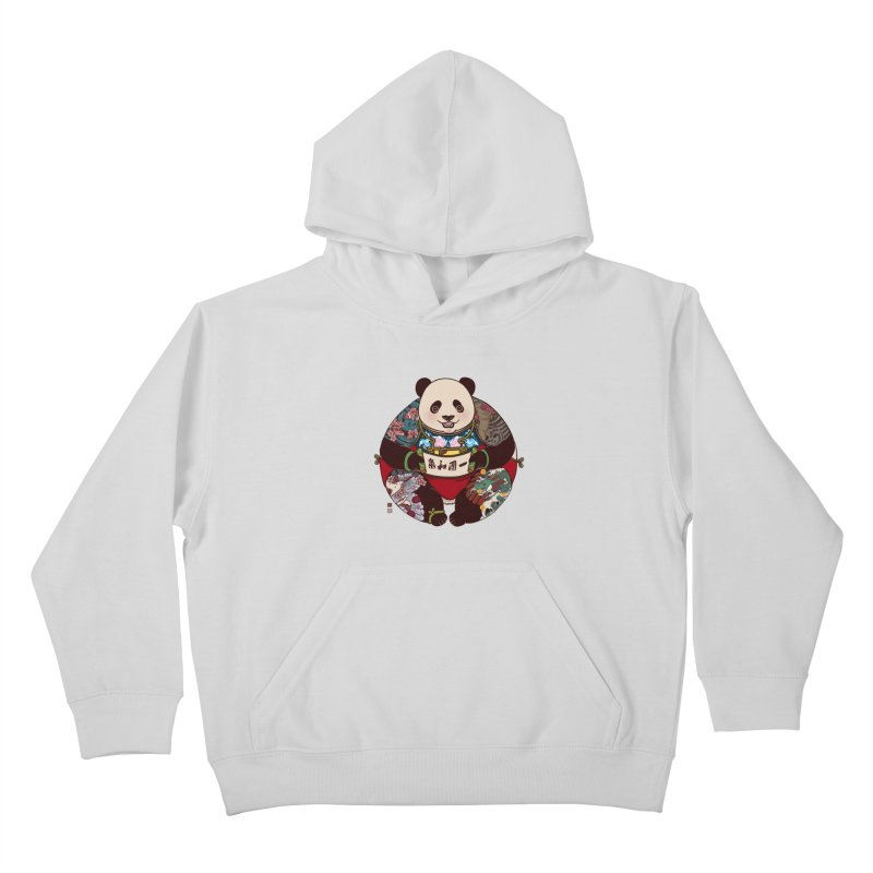 Circle of Harmony Kids Pullover Hoody by xiaobaosg