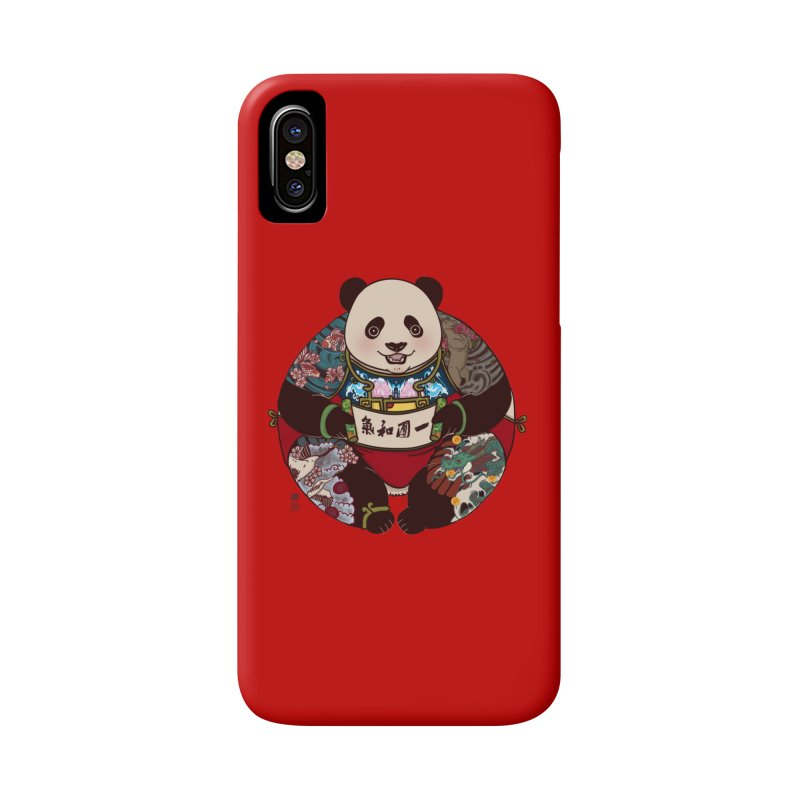 Circle of Harmony Accessories Phone Case by xiaobaosg