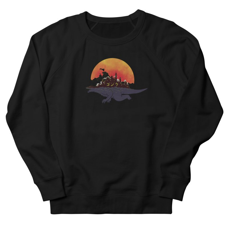 The City That Never Sleeps Men's Sweatshirt by xiaobaosg