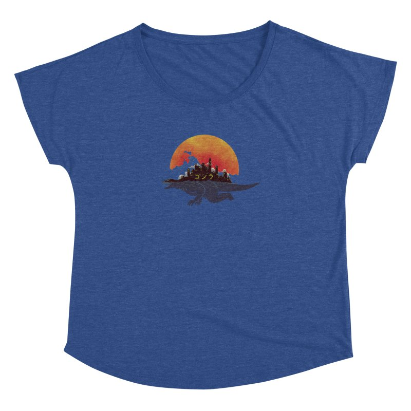 The City That Never Sleeps Women's Dolman by xiaobaosg