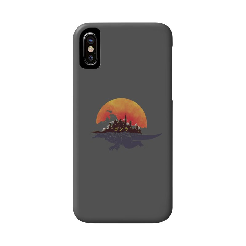The City That Never Sleeps Accessories Phone Case by xiaobaosg