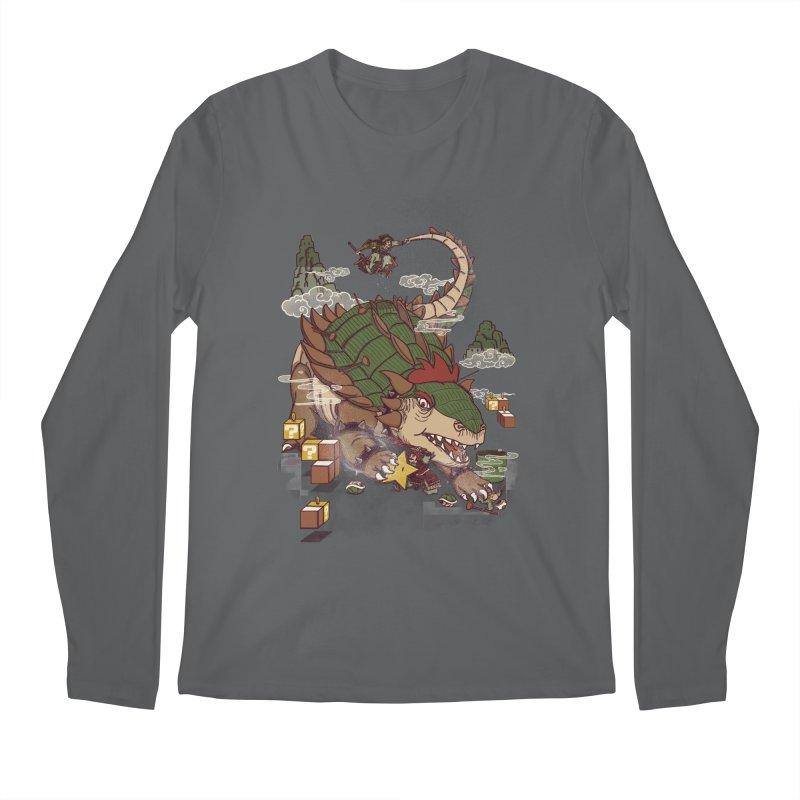 Monster Dogma Men's Longsleeve T-Shirt by xiaobaosg